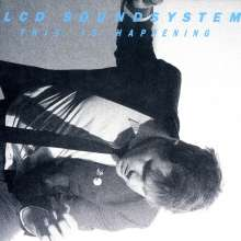 LCD Soundsystem: This Is Happening, 2 LPs
