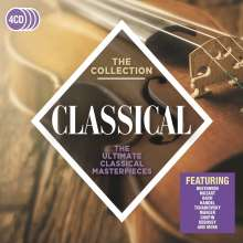 Classical - The Ultimate Classical Masterpieces, 4 CDs