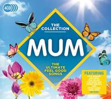 Mum: The Collection, 4 CDs