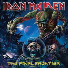 Iron Maiden: The Final Frontier (remastered 2015) (180g) (Limited Edition), 2 LPs