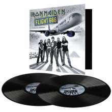 Iron Maiden: Flight 666 (remastered 2015) (180g) (Limited-Edition), 2 LPs