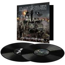 Iron Maiden: A Matter Of Life And Death (remastered 2015) (180g) (Limited Edition), 2 LPs