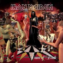 Iron Maiden: Dance Of Death (remastered 2015) (180g) (Limited-Edition), 2 LPs