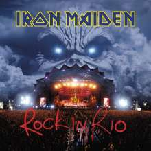 Iron Maiden: Rock In Rio (remastered 2015) (180g) (Limited-Edition), 3 LPs