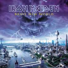 Iron Maiden: Brave New World (remastered 2015) (180g) (Limited Edition), 2 LPs