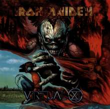 Iron Maiden: Virtual XI (remastered 2015) (180g) (Limited-Edition), 2 LPs