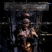Iron Maiden: The X Factor (remastered 2015) (180g) (Limited Edition), 2 LPs