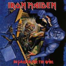Iron Maiden: No Prayer For The Dying (remastered 2015) (180g) (Limited Edition), LP