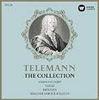 Georg Philipp Telemann (1681-1767): Telemann - The Collection (Warner Classics), 13 CDs