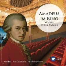 Wolfgang Amadeus Mozart (1756-1791): Amadeus im Kino, CD