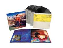 Marillion: Misplaced Childhood (180g) (Limited-Deluxe-Edition-Boxset), 4 LPs