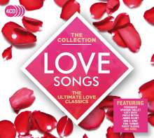 Love Songs: The Ultimate Love Classics, 4 CDs