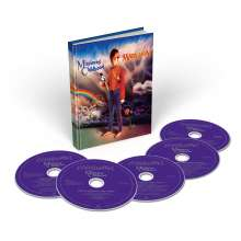 Marillion: Misplaced Childhood (Deluxe-Edition), 4 CDs