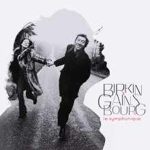 Jane Birkin: Birkin / Gainsbourg: Le Symphonique, CD