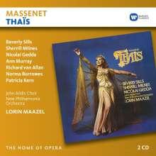 Jules Massenet (1842-1912): Thais, 2 CDs