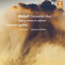 """Wolfgang Amadeus Mozart (1756-1791): Messe KV 317 """"Krönungsmesse"""", CD"""