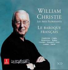 Les Baroque Francais, CD