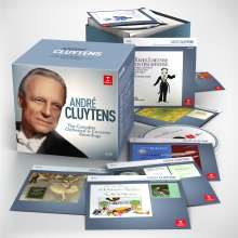 Andre Cluytens  - The Complete Orchestral & Concerto Recordings, 65 CDs