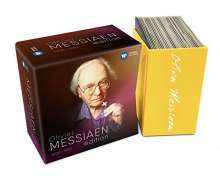 Olivier Messiaen (1908-1992): Olivier Messiaen Edition (Warner), 25 CDs