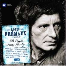 Louis Fremaux - The Complete CBSO Recordings, 12 CDs