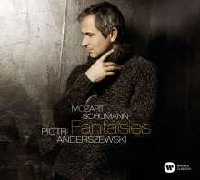 Piotr Anderszewski - Fantaisies, 1 CD und 1 DVD