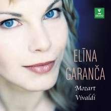 Elina Garanca - Mozart & Vivaldi, CD