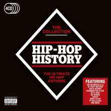 Hip-Hop History: The Collection (Explicit), 4 CDs