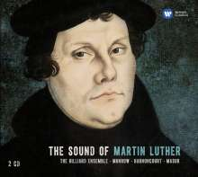 The Sound of Martin Luther, 2 CDs