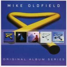 Mike Oldfield (geb. 1953): Original Album Series, 5 CDs