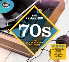70s: The Collection, 3 CDs