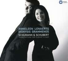 Anneleen Lenaerts & Dionysis Grammenos - Schumann & Schubert, CD