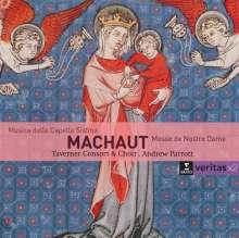 Guillaume de Machaut (1300-1377): Messe de Nostre Dame, 2 CDs