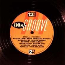 "12 Inch Dance: 80s Groove (180g), 2 Single 12""s"