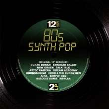 "12 Inch Dance: 80s Synth Pop (180g), 2 Single 12""s"