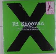 Ed Sheeran: X (Limited Edition) (Pink Vinyl), 2 LPs