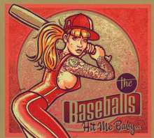 The Baseballs: Hit Me Baby..., CD