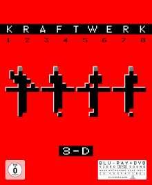 Kraftwerk: 3-D Der Katalog, DVD