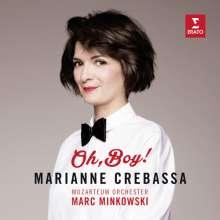 Marianne Crebassa - Oh, Boy!, CD