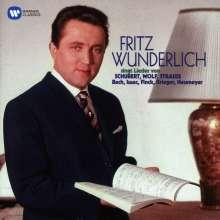 Fritz Wunderlich - Lieder, CD