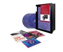 Pink Floyd: Devi/ation, 2 CDs, 2 DVDs und 1 Blu-ray Disc