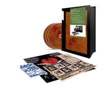 Pink Floyd: Germin/ation, 1 CD, 1 DVD und 1 Blu-ray Disc