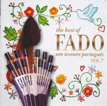 Um Tesouro Portugues Vol.7, CD
