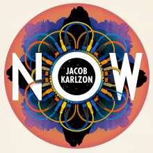 Jacob Karlzon (geb. 1970): Now (Limited-Edition), CD