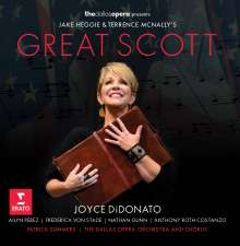 Jake Heggie (geb. 1961): Great Scott, 2 CDs