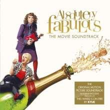 Filmmusik: Absolutely Fabulous, CD