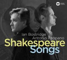 Ian Bostridge - Shakespeare Songs, CD