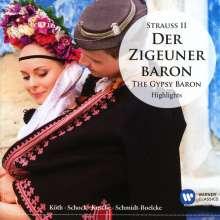 Johann Strauss II (1825-1899): Der Zigeunerbaron (Ausz.), CD