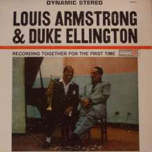 Duke Ellington & Louis Armstrong: Recording Together For The First Time, LP