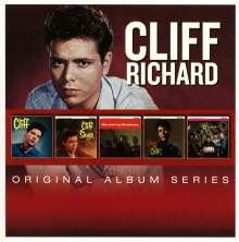 Cliff Richard: Original Album Series, 5 CDs