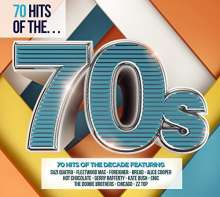 70 Hits Of The 70s, 3 CDs